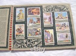Old Album Life Proud And Happy Scout In 1957 Very Rare, Very Good Condition