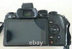 Olympus Om-d E-m1 Mk I 16 Mpix (box), 6663 Clicks, 3 Batteries, Very Good Condition