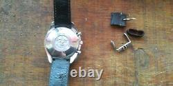 Omega Speedmaster 1998 Record Very Good Time Trial Round Tachymeter