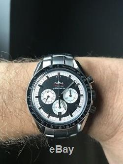 Omega Speedmaster Michael Schumacher Collections 2006 Very Good Condition