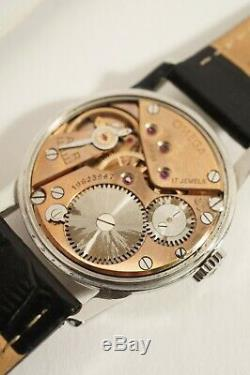 Omega Steel, Caliber 269, Very Good, Works Perfectly 1962