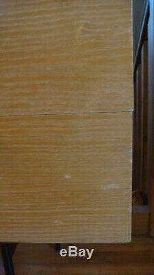 Original Edition 1950 Pierre Paulin CM 141 Vintage Desk Very Good Condition