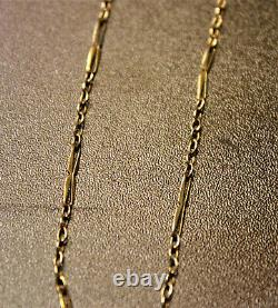 Original Mesh Chain In 18k Yellow Gold, 3,32gr, Very Good Condition
