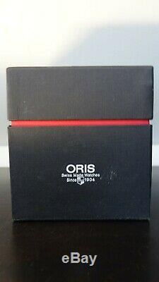 Oris Watch Aquis Small Second Date 1000m Very Good Condition