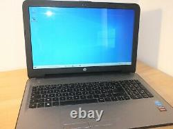 Pc Portable HP 15-ac604nf Core I5 2.4 Ghz 4 GB 1tt W10 Very Good Condition