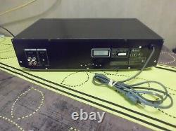 Platinum Combi CD / Minidisc Sony Mxd-d3 Very Good Condition