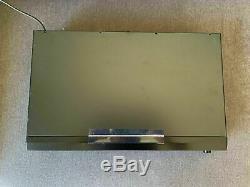 Platinum Sony Mds Je780 Minidisc Mdlp Net MD Very Good Condition Atrac 3 Type-s