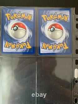 Pokémon Lot Of 11 Rare Cards Jungle En 1st Edition Very Good Condition