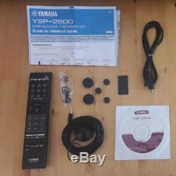 Projector / Sound Bar Yamaha Ysp-2500 (very Good)