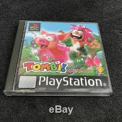 Ps1 Tombi Eur Very Good Condition