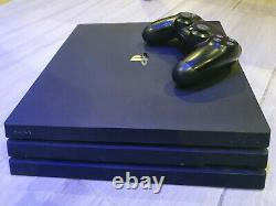 Ps4 Pro 1to In Very Good Condition