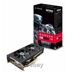 Radeon Rx480 4go Sapphire Nitro - Graphic Card In Very Good Condition