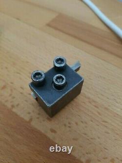 Rare Precision Lathe Emco Unimat Sl Good Condition Many Accessories
