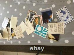Rare Set Complete 400 Stickers Panini Munchen 74, 100% Original In Very Good Condition