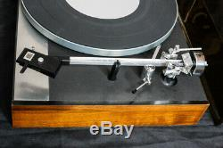 Rare Turntable Era 444 Very Good Functional State