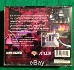 Revelations Series Persona Playstation Ps1 Us Very Good Condition Complete