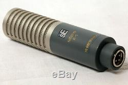 Ribbon Microphone Se Electronics Ribbon R-1- Very Good Condition