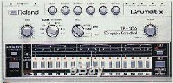 Roland Tr-606 Drum Machine Mythical Vintage Good Condition