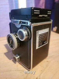 Rolleiflex 2.8 E / Planar Very Good Condition