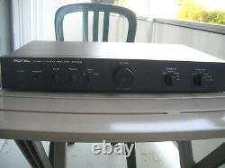 Rotel Rb 850 Preamplifier Set Rc 850 Very Good Condition