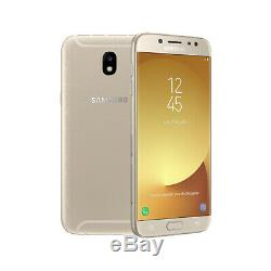 Samsung Galaxy J7 (2017) Gold 32gb Smartphone Unlocked Gsm Very Good State