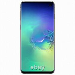 Samsung Galaxy S10 128gb Green Prism Reconditioned Very Good Condition (double Sim)