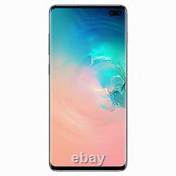 Samsung Galaxy S10 128gb White Prisme Reconditioned Very Good Condition (double Sim)
