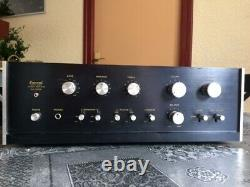 Sansui Au-555a Stereo Integrated Amplifier In Very Good State