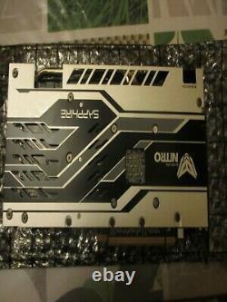 Sapphire Amd Radeon Rx 580 8gb Gddr5 (11265-01-20g) In Very Good Condition