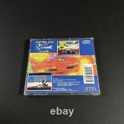 Sega Mega CD II Console Eur Very Good Condition