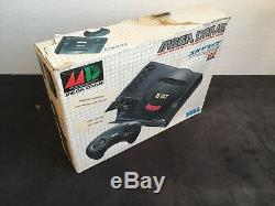 Sega Megadrive Console Version Japan In Very Good Condition, Functional Complete