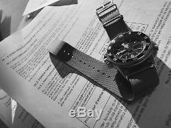 Seiko 5 Skz211k1 Atlas (very Good Condition) + 3 Bracelets + Box + Papers