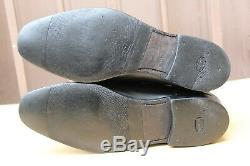 Shoe Boots Crockett & Jones Chelsea 10.5 E 44.5 Very Good Condition Men's Shoes