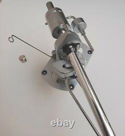 Sme 3012 Platinum Arm Disc Very Good Condition For Thorens Garrard Etc.