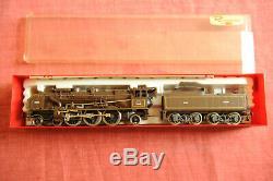 Steam Locomotive Rivarossi Ho Chapelon 231 E Nord Very Good Condition