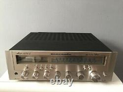 Stereo Receiver Marantz 1530l Fm/mwithlw Revised 3 Months Warranty In Very Good Condition