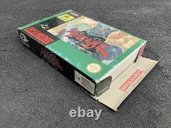 Super Nintendo Hagane Eur Very Good Condition