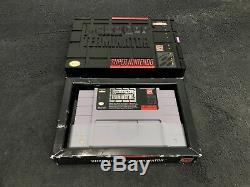 Super Nintendo Robocop Versus The Terminator USA Very Good
