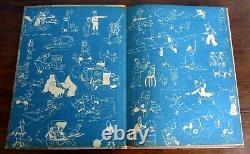 Tintin Herge The Tresor De Rackham Le Rouge Eo A24 White Tres Good State