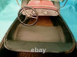 Toy Citroen Tole Torpedo B2 Mecanique Complete Tres Good State Jep Jrd Cr Cij