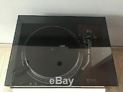 Turntable Technics Sl-110 Ems + 3009 Revised Very Good Condition 3 Months Warranty