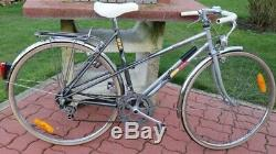 Velo 1/2 Race Woman Motobécane Wheels 700.10 Speeds Very Good Condition
