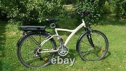 Velo Vtc Man Btwin Decatlhon Very Good General Condition 3 Years