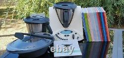 Vorwerk Thermomix Tm 31 White Very Good Condition And Many Accessories
