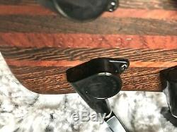 Warwick Thumb Nt IV 1997 Body Bubinga / Wenge Manch In Very Good Condition