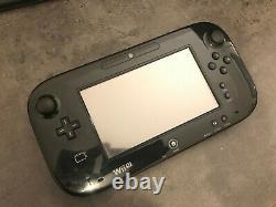Wii U Mario Kart 8 - Splatoon Console - 3 Very Good Etat Games