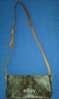 Woman Wallet Bag Louis Vuitton Monogram Very Good Condition