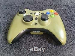 Xbox 360 Console Halo 3 Limited Edition Console Pal Very Good