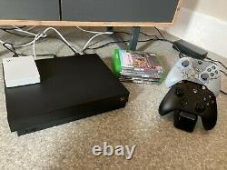 Xbox One X Opportunity Very Good Condition