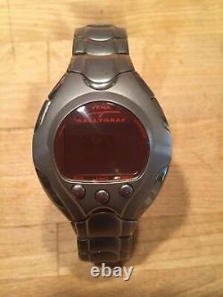 Yema Rallygraf Watch Ym459 Very Good Condition